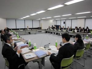 看護師特定行為・研修部会2014.12.17