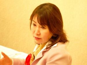 グローバルヘルスコンサルティング・ジャパン代表取締役社長の渡辺幸子