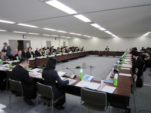 1月14日に開催された、第4回「医療事故調査制度の施行に係る検討会」