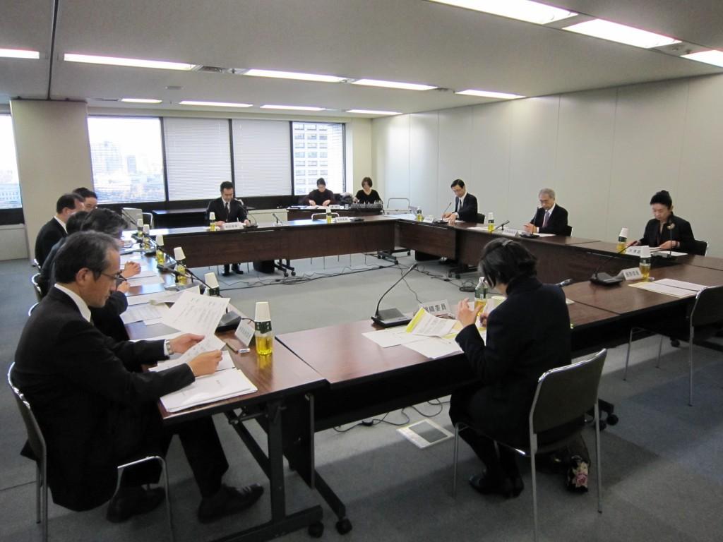 1月23日に開催された、第6回「厚生科学審議会・疾病対策部会・指定難病検討委員会」
