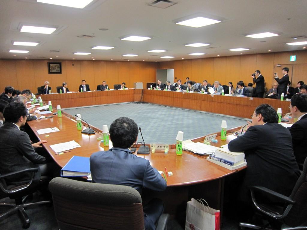 1月29日に開催された、第7回「地域医療構想策定ガイドライン等に関する検討会」