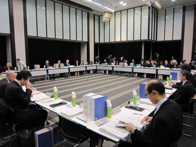 2月6日に開催された、第119回「社会保障審議会・介護給付費分科会」