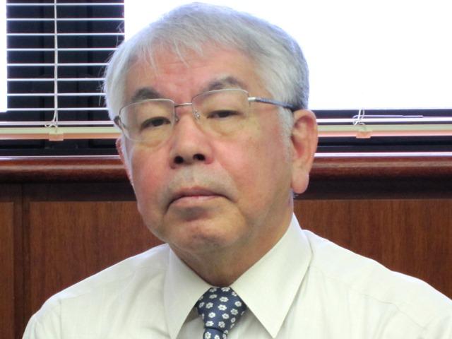 統合のキーマンだった栗谷義樹院長、独法の理事長も兼任している
