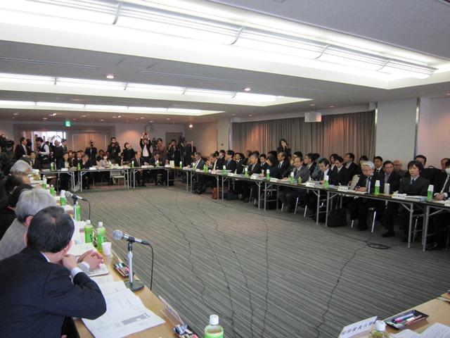 2月25日に開催された、「第6回 医療事故調査制度の施行に係る検討会」