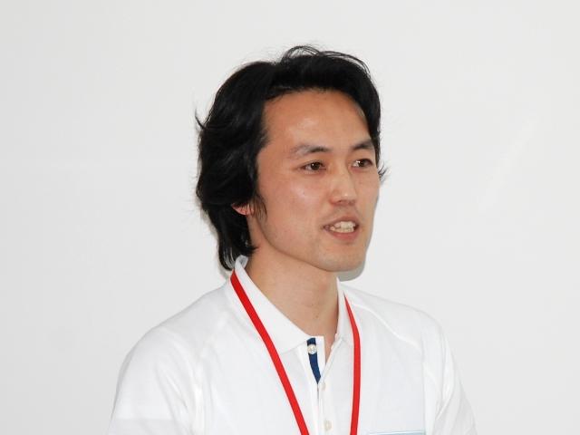 GHCアソシエイトマネジャーの湯原淳平