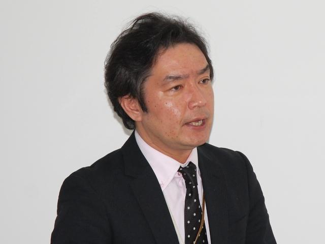 GHCセールスマネジャーの竹井政道