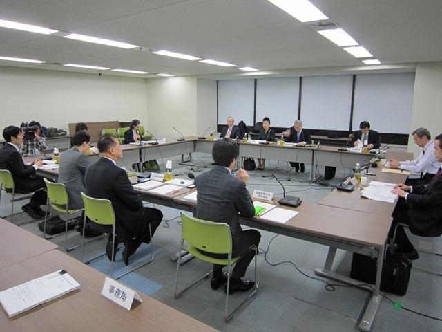 3月9日に開催された、「第10回 厚生科学審議会・疾病対策部会・指定難病検討委員会」