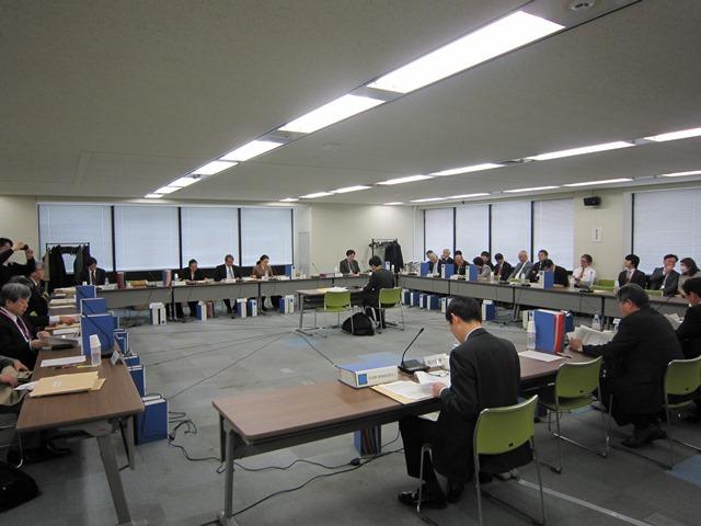 3月18日に開催された、「第293回 中央社会保険医療協議会・総会」
