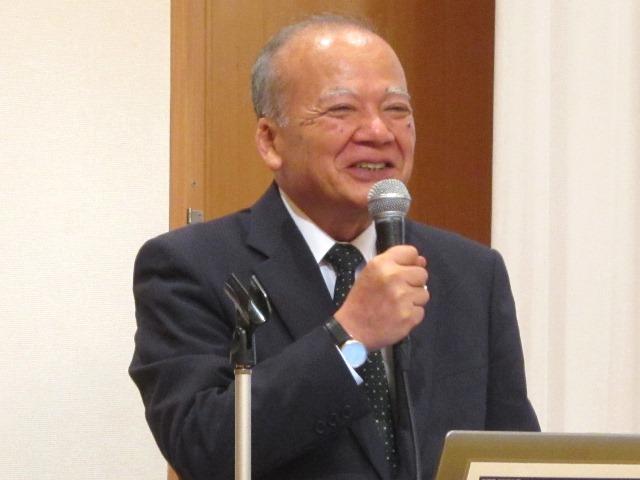 健康保険組合連合会の白川修二副会長