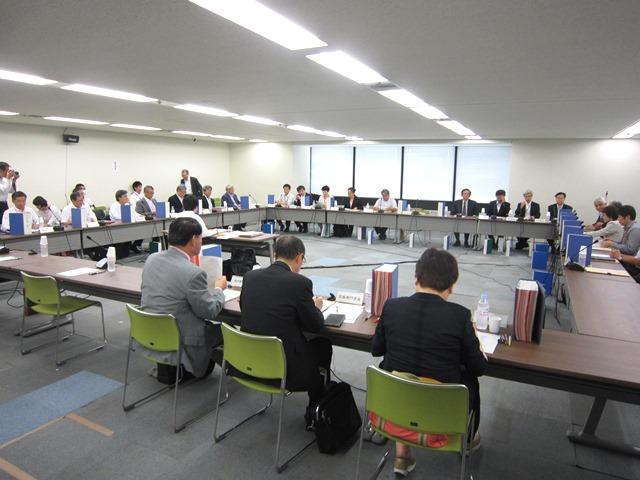 6月24日に開催された、「第299回 中央社会保険医療協議会 総会」