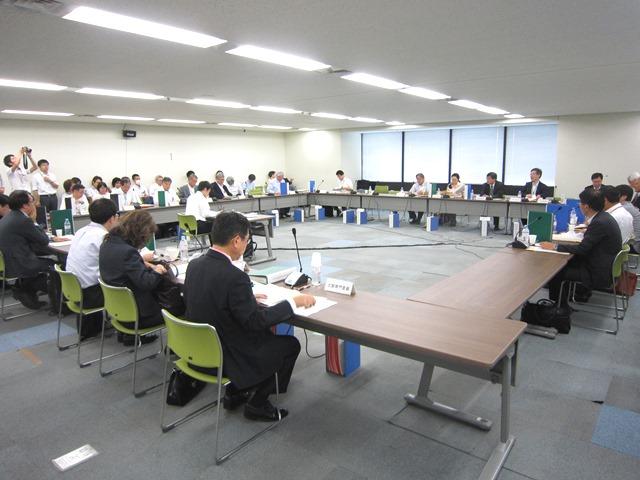 6月24日に開催された、「第26回 中央社会保険医療協議会 費用対効果評価専門部会」