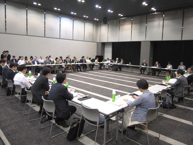 6月25日に開催された、「第123回 社会保障審議会 介護給付費分科会」