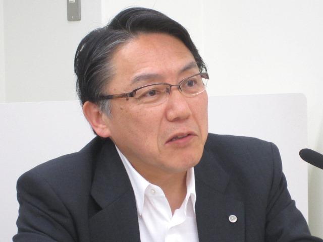 6月26日に記者会見に臨んだ、日本病院団体協議会の神野正博副議長