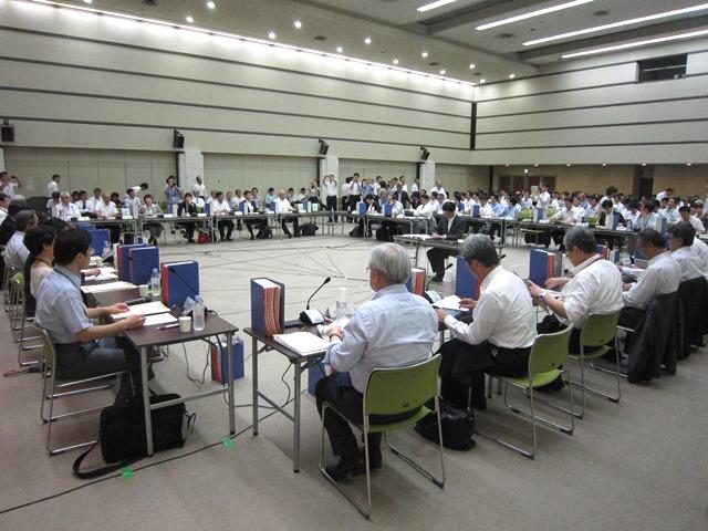 7月8日に開催された、「第300回 中央社会保険医療協議会 総会」
