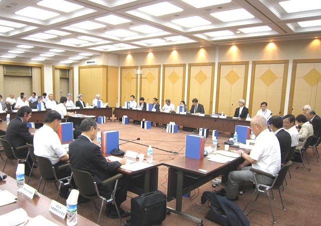 7月22日に開催された、「第301回 中央社会保険医療協議会 総会」