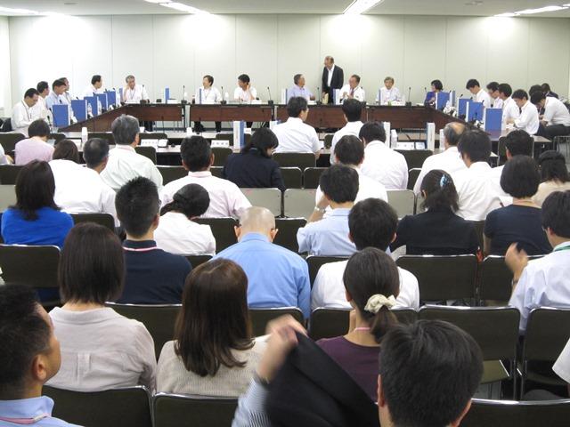 7月27日に開催された、「平成27年度 第3回 診療報酬調査専門組織・DPC評価分科会」