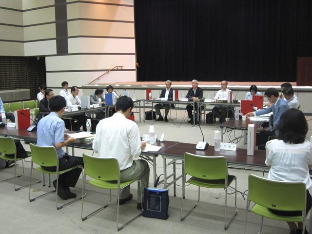 8月5日に開催された、「平成27年度 第7回 診療報酬調査専門組織 入院医療等の調査・評価分科会」