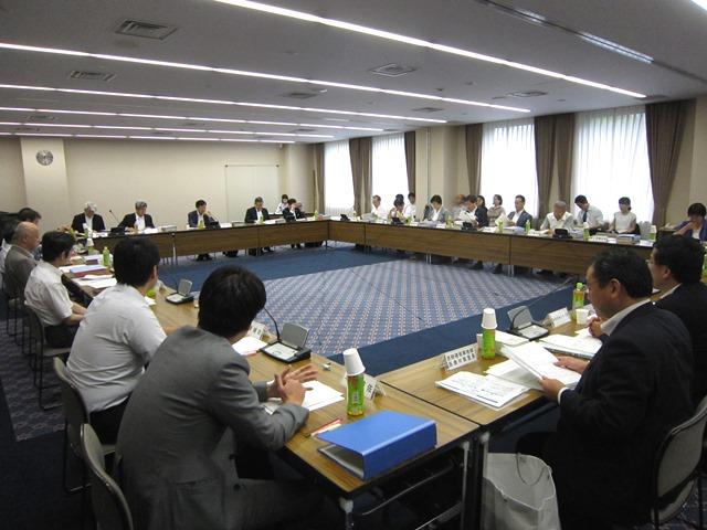 8月27日に開催された、「第11回 地域医療構想策定ガイドライン等に関する検討会」