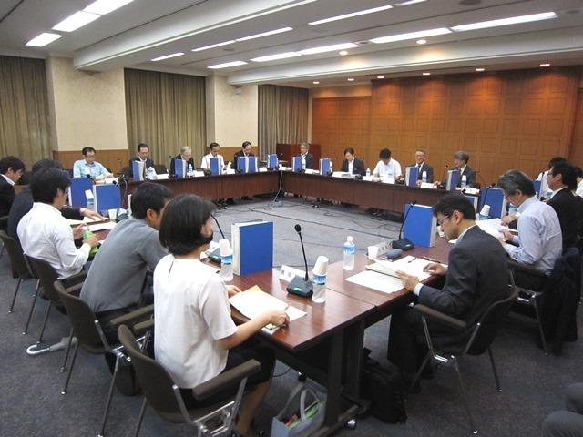 8月31日に開催された、「平成27年度 第4回 診療報酬調査専門組織 DPC評価分科会」