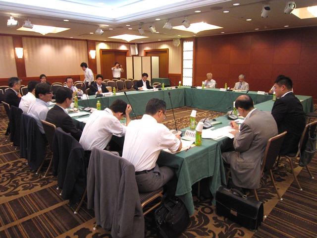 9月14日に開催された、「第13回 社会保障審議会 介護給付費分科会 介護事業経営調査委員会」
