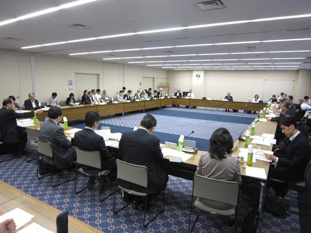 9月16日に開催された、「第40回 社会保障審議会 医療部会」