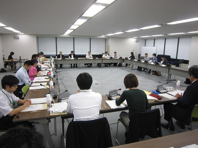 9月17日に開催された、「第53回 がん対策推進協議会」
