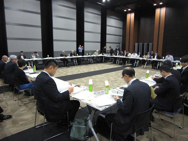 9月18日に開催された、「第124回 社会保障審議会 介護給付費分科会」