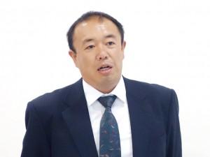 諏訪中央病院の経営戦略室の杉田勇氏