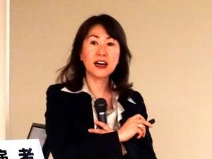 GHC社長の渡辺幸子