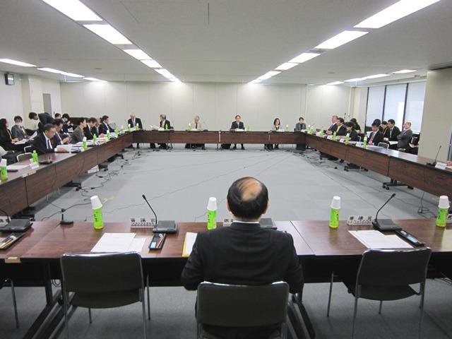 12月4日に開催された、「第43回 社会保障審議会 医療部会」