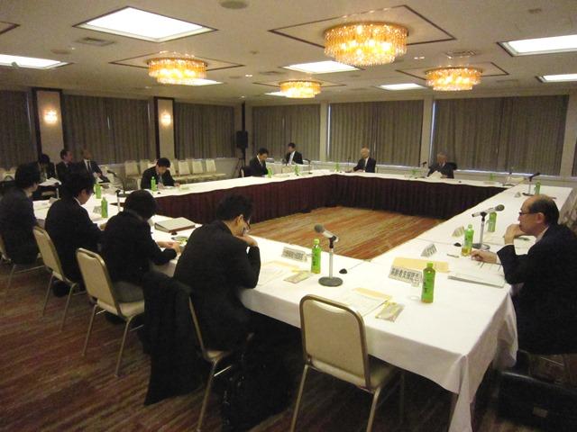 12月8日に開催された、「第15回 社会保障審議会 介護給付費分科会 介護事業経営調査委員会」