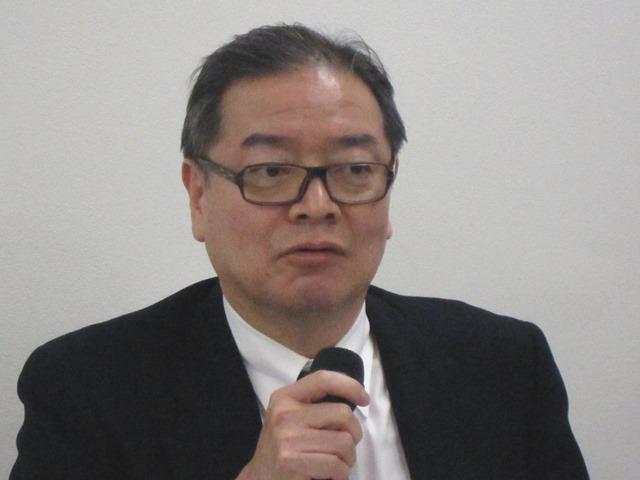 外保連の瀬戸泰之・会長補佐(東京大学胃食道外科教授)