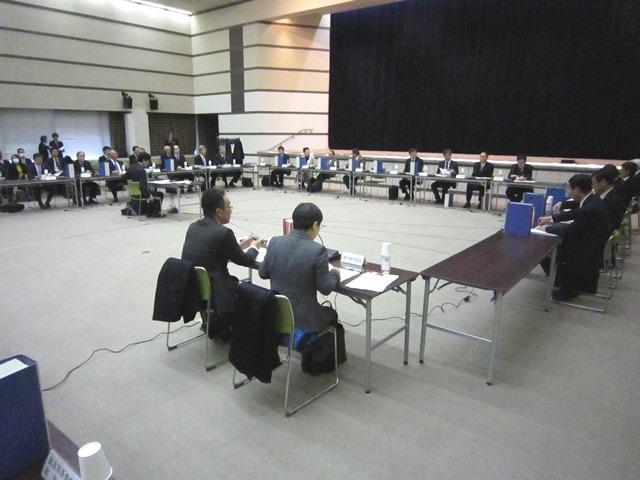 1月13日に開催された、「第322回 中央社会保険医療協議会 総会」