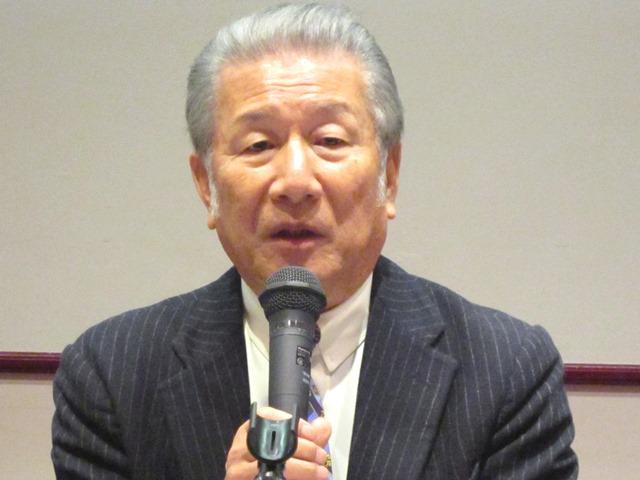 1月14日に、2016年初の記者会見を行った日本慢性期医療協会の武久洋三会長