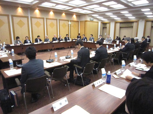 1月15日に開催された、「第7回 療養病床の在り方等に関する検討会」
