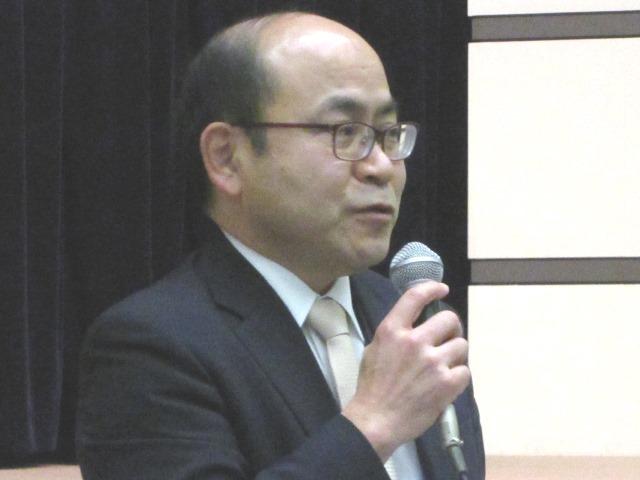 厚生労働省医政局の神田裕二局長