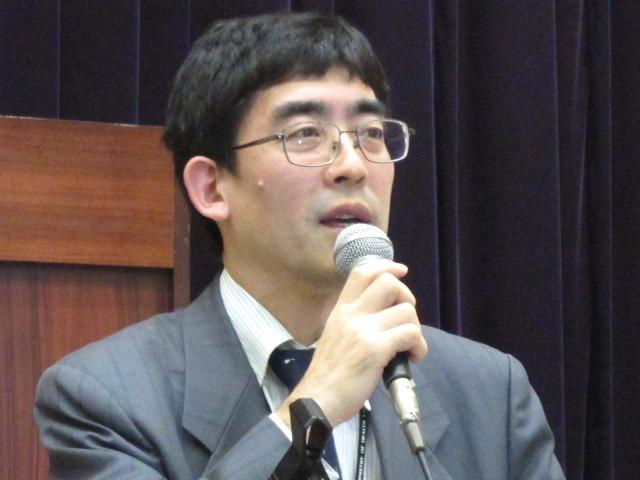 厚労省保険局国民健康保険課の榎本健太郎課長