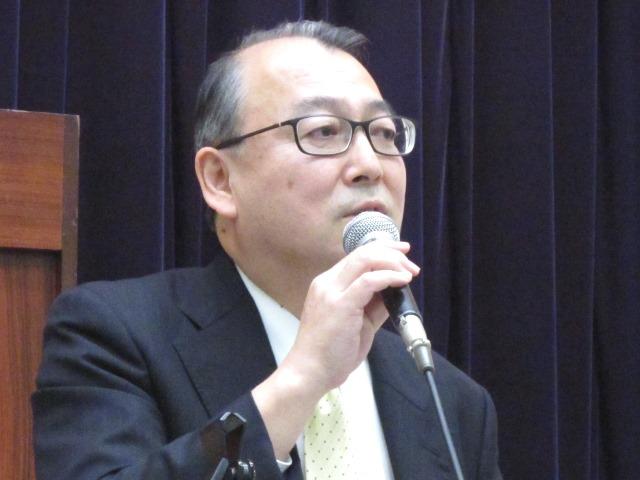 厚労省保険局医療課の宮嵜雅則課長