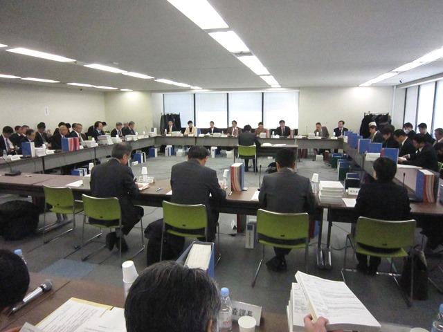 1月20日に開催された、「第323回 中央社会保険医療協議会 総会」