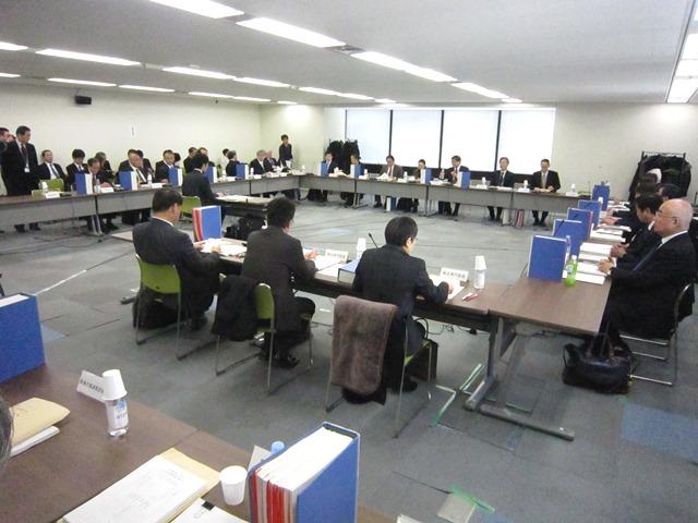 2月3日に開催された、「第327回 中央社会保険医療協議会 総会」
