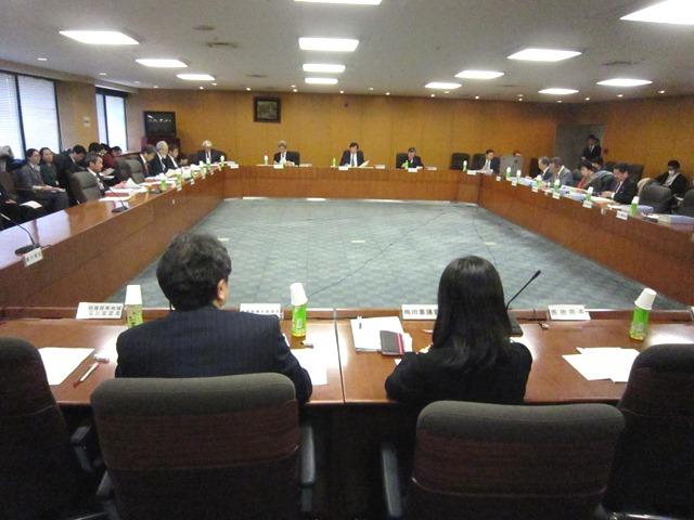 2月4日に開催された、「第13回 地域医療構想策定ガイドライン等に関する検討会」