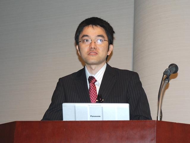 厚生労働省保険局医療課の林修一郎課長補佐