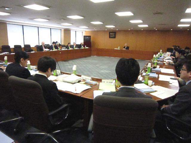 3月3日に開催された、「第3回 医療従事者の需給に関する検討会 医師需給分科会」