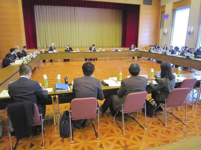 3月10日に開催された、「第14回 地域医療構想策定ガイドライン等に関する検討会」