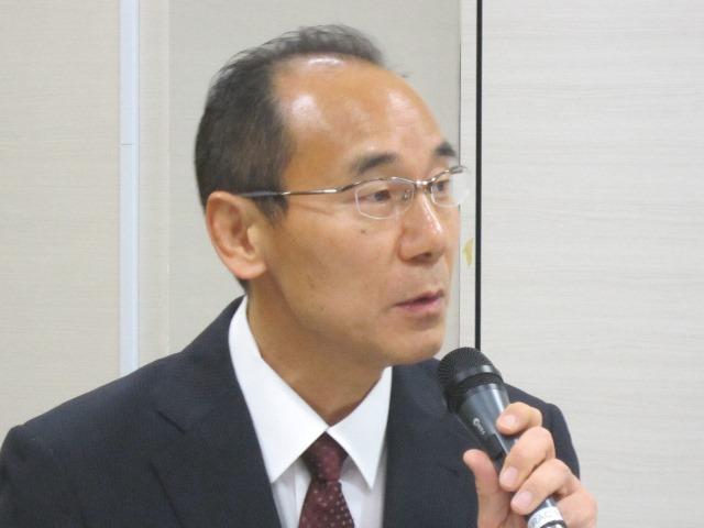 外保連の平泉裕・処置委員長(昭和大学医学部整形外科客員教授)