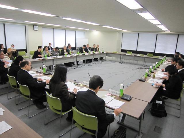 3月28日に開催された、「第1回 医療従事者の需給に関する検討会 看護職員需給分科会」