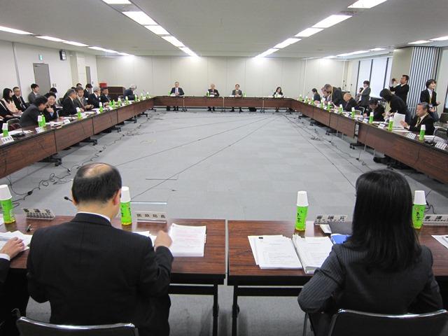 4月6日に開催された、「第45回 社会保障審議会 医療部会」