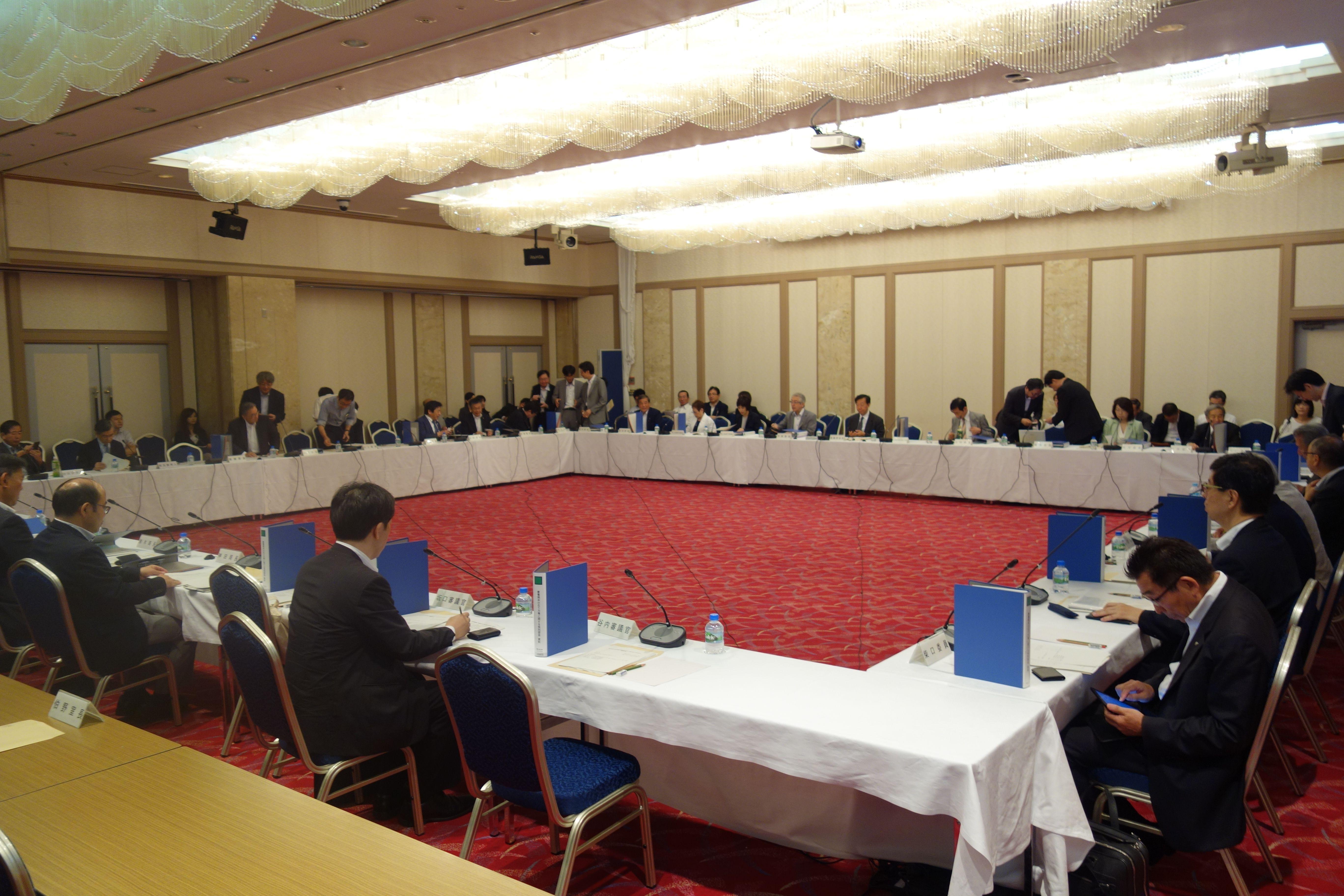 6月22日に開催された、「第2回 社会保障審議会 療養病床のあり方等に関する特別部会」