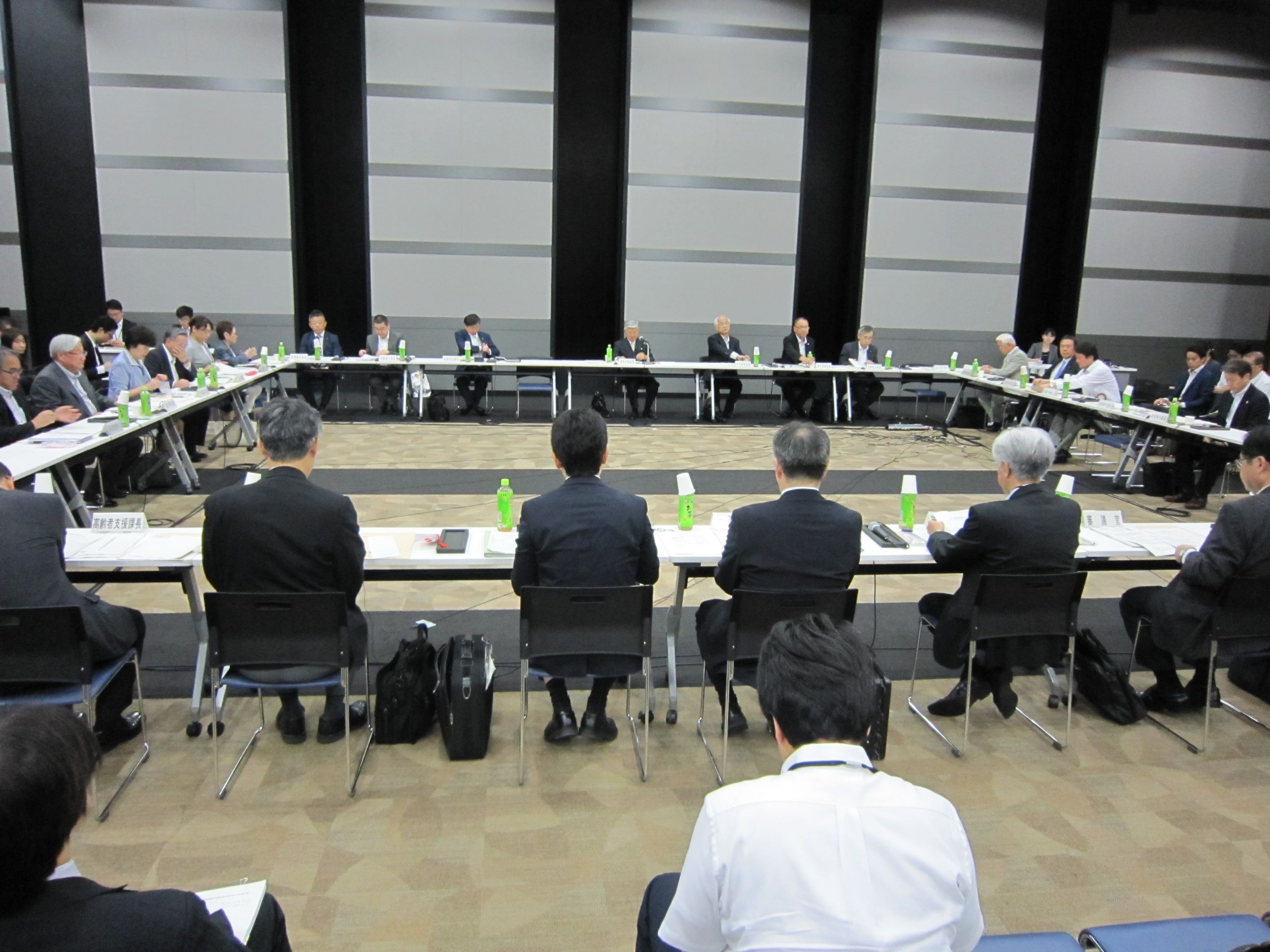 6月15日に開催された、「第130回 社会保障審議会 介護給付費分科会」