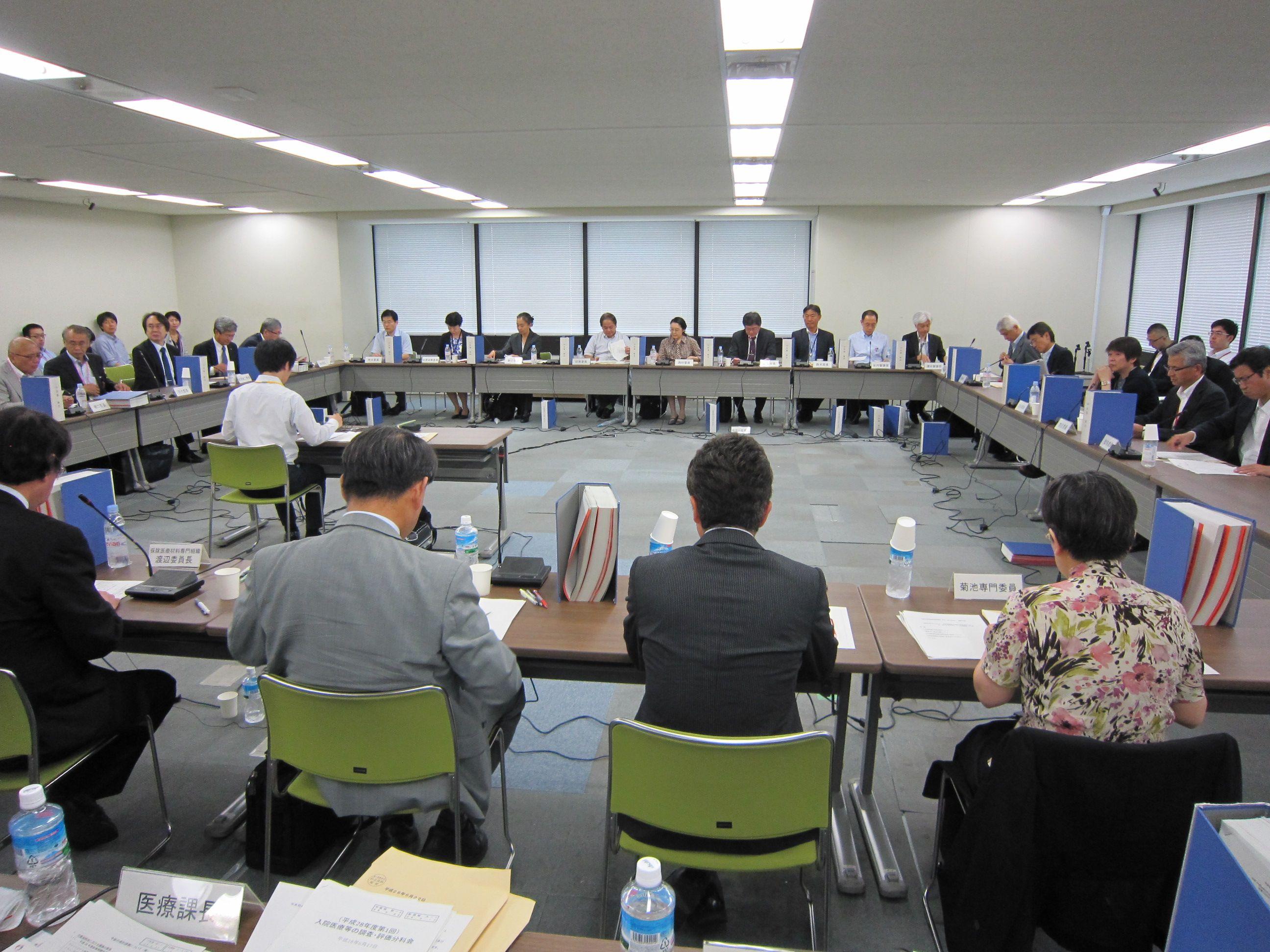 6月22日に開催された、「第333回 中央社会保険医療協議会 総会」